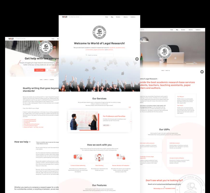 hybreed, case studies, WOLR, web, UI, UX